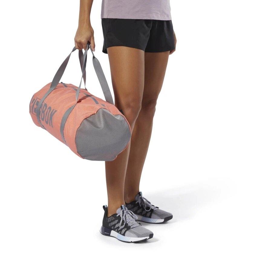 Спортивная женская сумка FOUNDATION CYLINDER BAG - 1