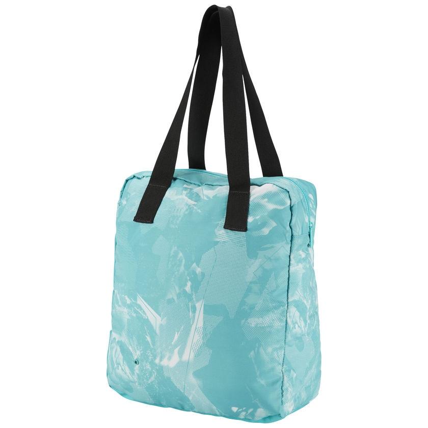 Женская сумка Reebok, 23 л, бирюзовая - 1
