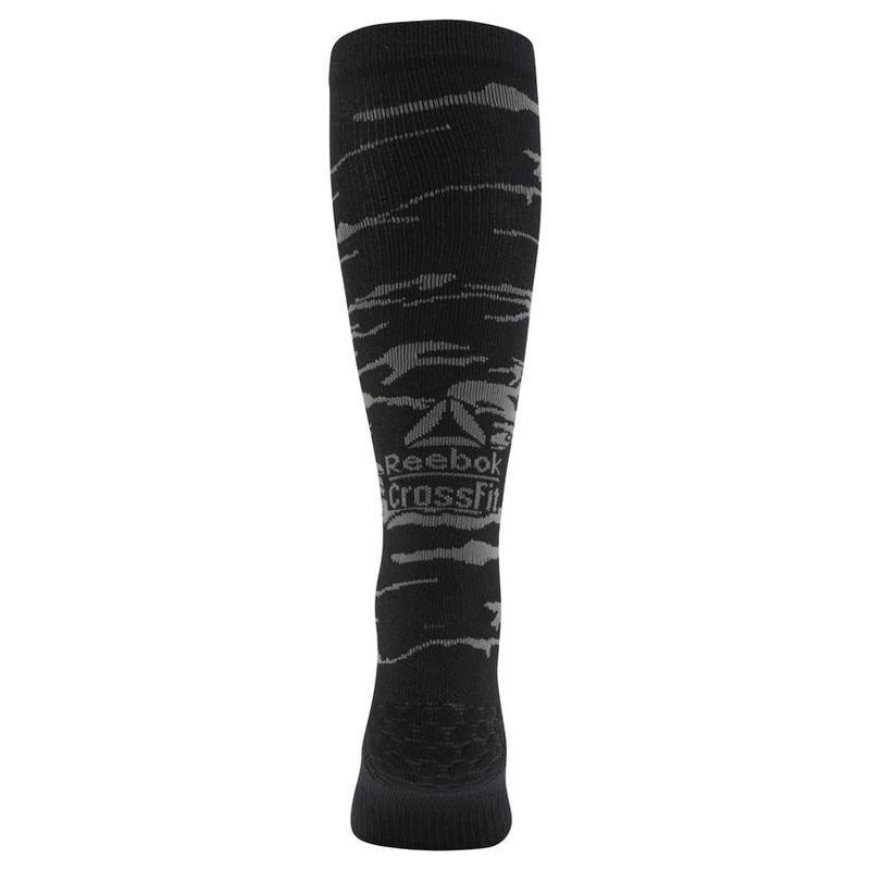 Компрессионные длинные носки, гольфы, Reebok CrossFit - 1