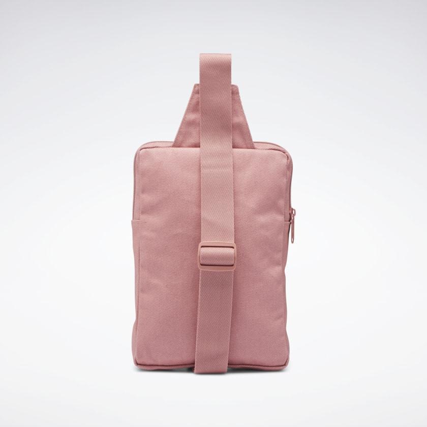 Сумка-слінг  Reebok Classics рожева - 2