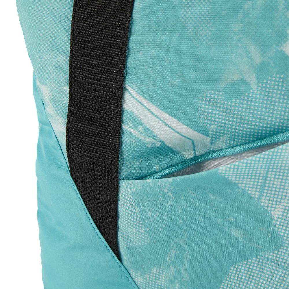 Женская сумка Reebok, 23 л, бирюзовая - 2