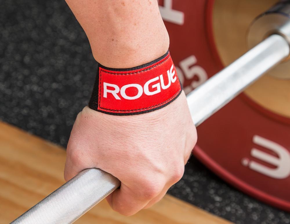 "Важкоатлетичні лямки  ROGUE ""OHIO"" - 1"