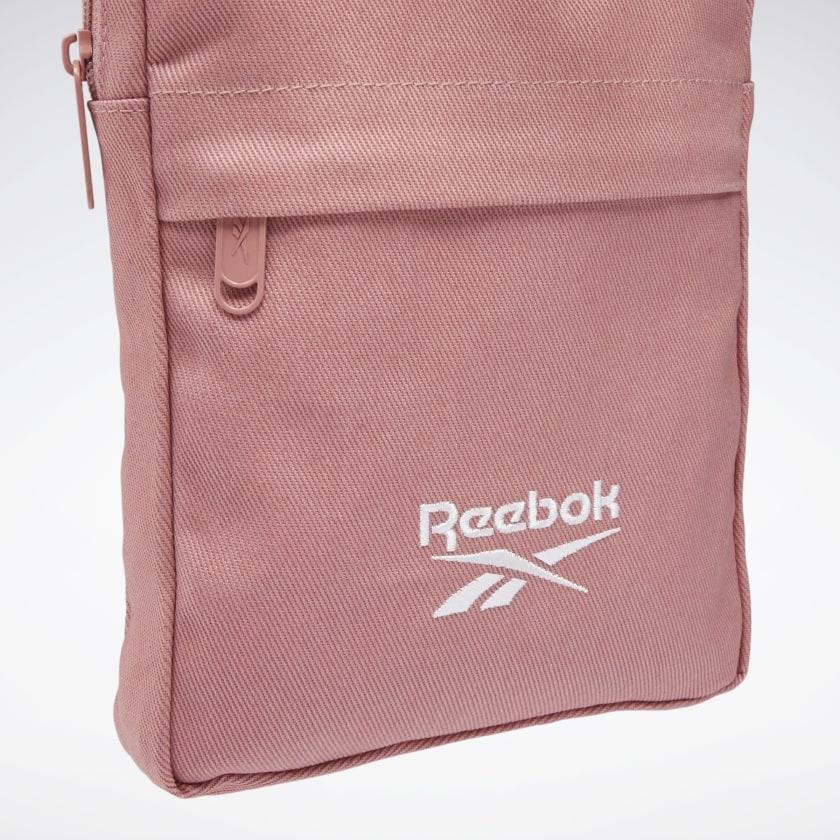 Сумка-слінг  Reebok Classics рожева - 3