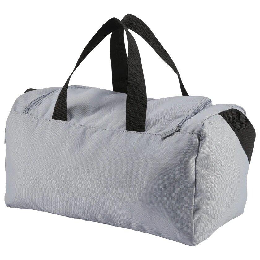 Серая спортивная сумка Reebok - 1