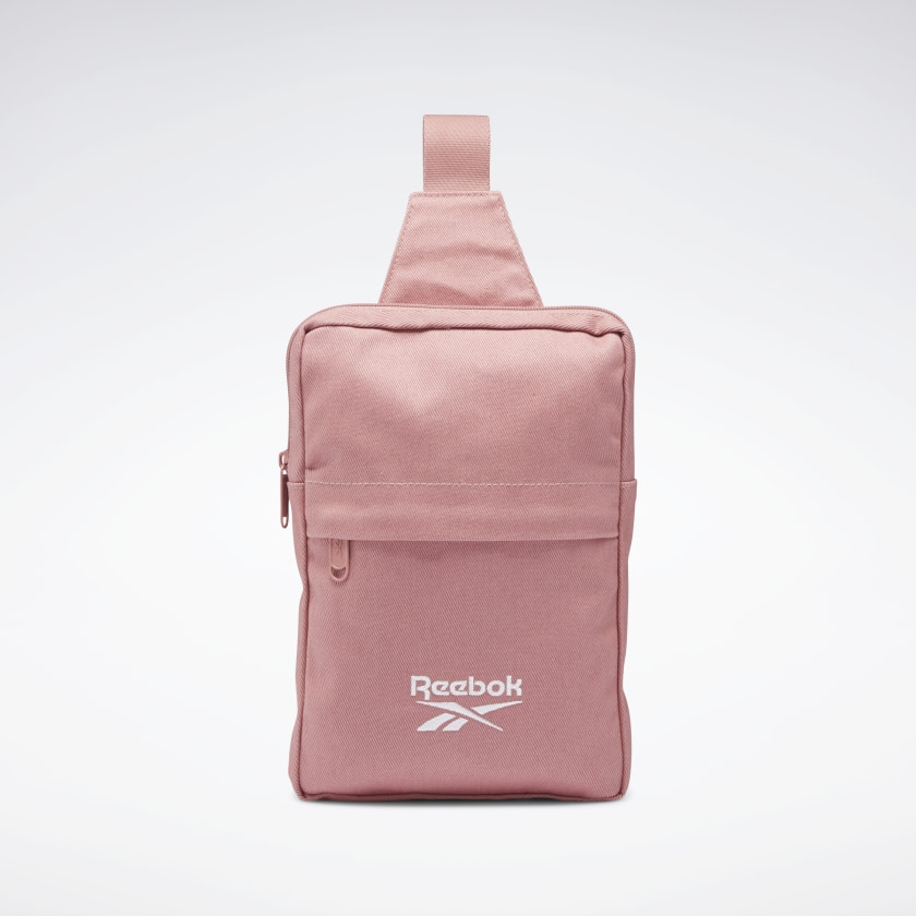 Сумка-слінг  Reebok Classics рожева - 1