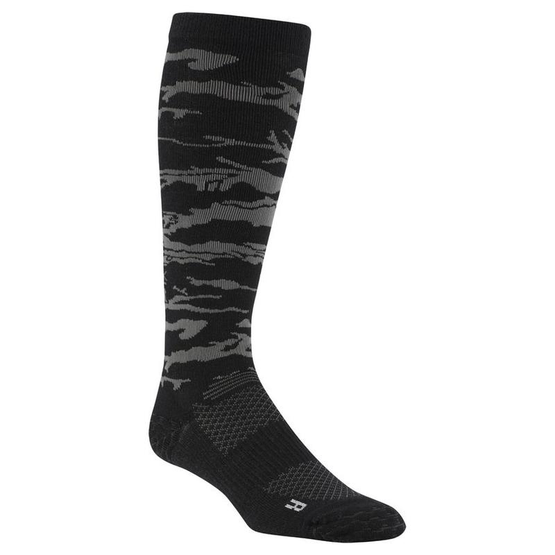 Компрессионные длинные носки, гольфы, Reebok CrossFit - 2