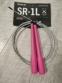 Скакалка Rogue SR-1L, pink-gray - 1