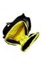 Черно-желтый рюкзак-сумка (вещевой мешок, туристический рюкзак) Crossfit 2014 Games  - 2